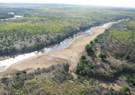 River in Zimbabwe.