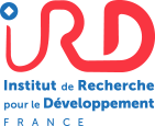 French National Research Institute for Sustainable Development logo